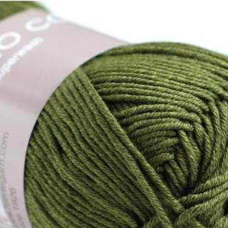 Merino Cotton 1285 olive