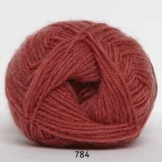 Sock 4 0784 aprikos