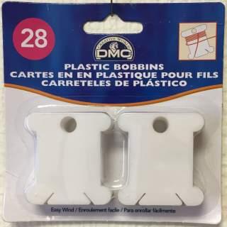 DMC Bobiner i plast