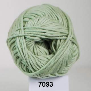 Alicante Cotton 7093 ljusgrön