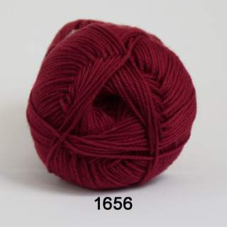 Cotton 100 1656 röd