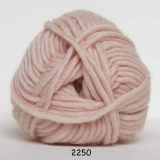 Natur uld 2250 puderrosa