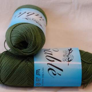 Cablé 12/6 härva 6710 grön