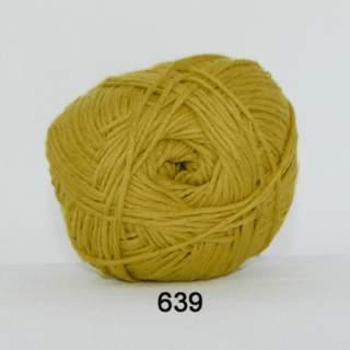 Green Cotton Linen 0639 olivgrön