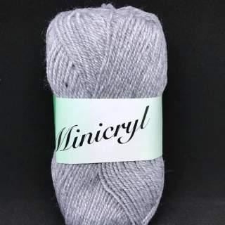 Minicryl 27221 ljusgrå