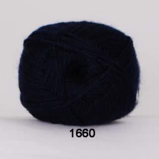 Bamboo Wool 1660 marinblå