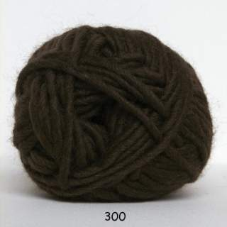 Natur uld 0300 brun