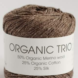 Organic Trio 5009 brown
