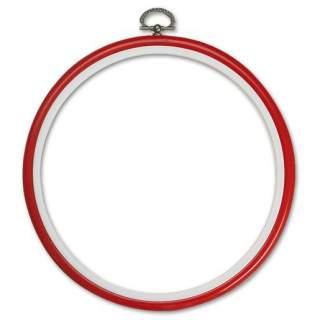 Flexiram rund röd