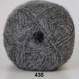 Alpaca 400 0435 mellangrå
