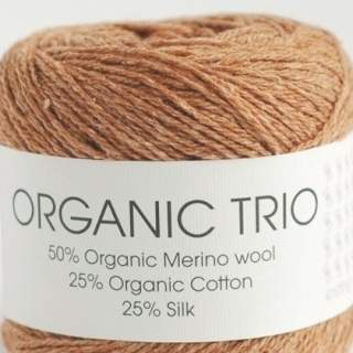 Organic Trio 5003 light brown