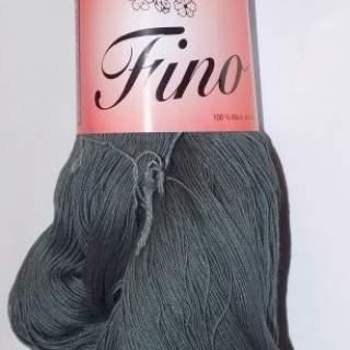 Fino 12/3 härva 5121 mörkgrå
