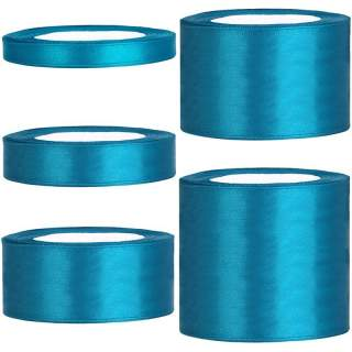 Satinband rulle 72 turquoise