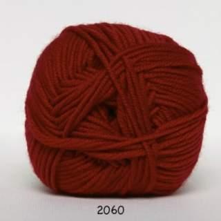 Extrafine Merino 120 2060 röd