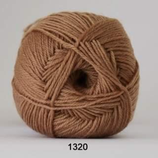 Sock 4 1320 kolabrun