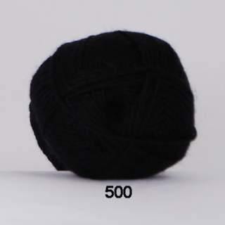 Bamboo Wool 0500 svart