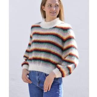 1922 Randig Sweater