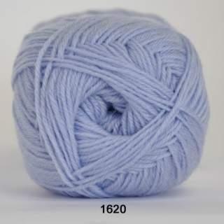 Sock 4 1620 ljusblå