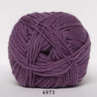 Sock 4 6973 gammelrosa