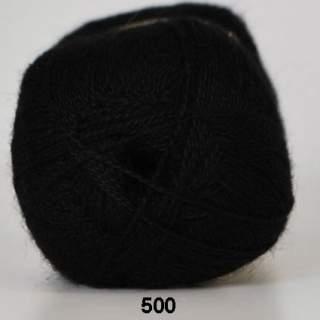 Alpaca 400 0500 svart