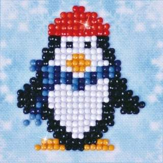 Diamond Dotz DDS.016 PENGUIN WADDLE