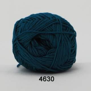 Green Cotton Linen 4630 mörkblå