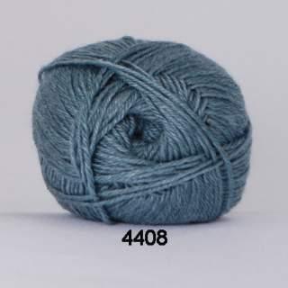 Bamboo Wool 4408 blekgrönt