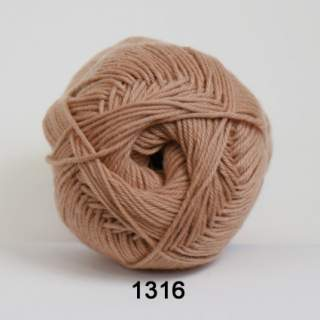 Cotton 100 1316 beigerosa