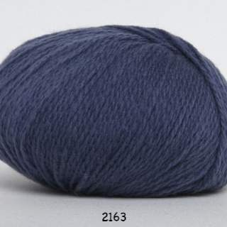 Hjerte Fine 2163 jeansblå