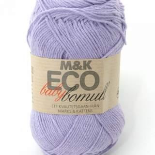 Ecobabybomull 914 lila