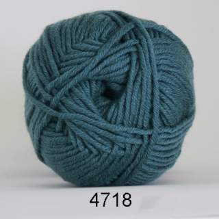 Merino Cotton 4718 petrol