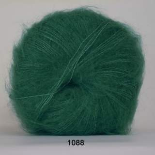 Silk Kid Mohair 1088 grön
