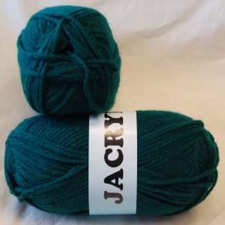 Jacryl 26010 mörkturkos