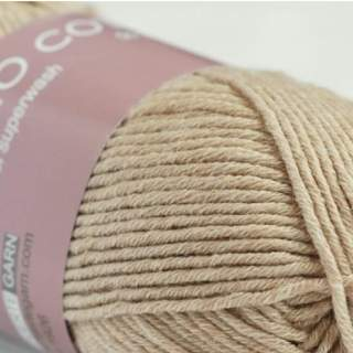 Merino Cotton 0282  beige