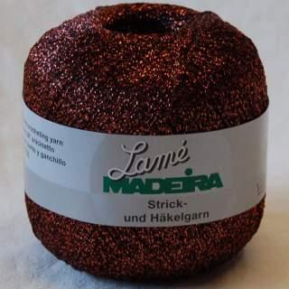 Lamé Madeira 427 koppar