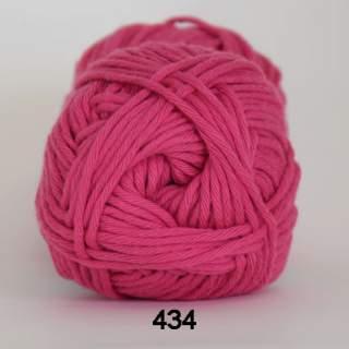 Cotton 8/8 0434 cerise