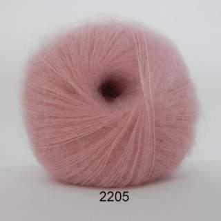 Silk Kid Mohair 2205 rosa