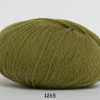 Hjerte Fine 1265 oliv