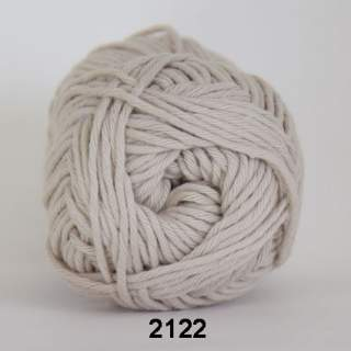 Cotton 8/8 2122 beige