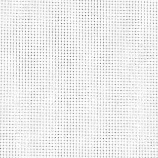 Aidaväv 6,4 rutor/cm vit