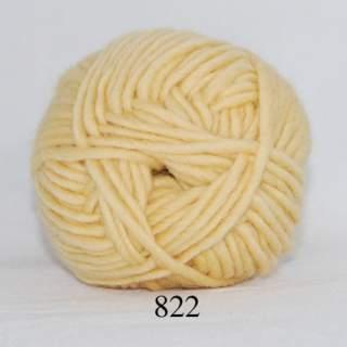 Natur uld 0822 gul