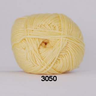 Bamboo Wool 3050 ljusgul