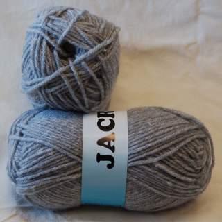 Jacryl 26221 ljusgrå