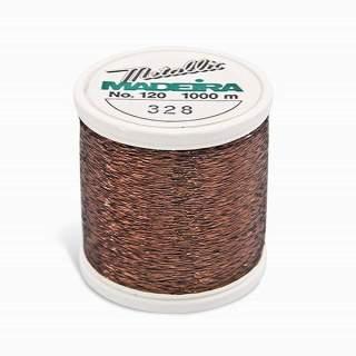 Metallic Madeira 328 brun