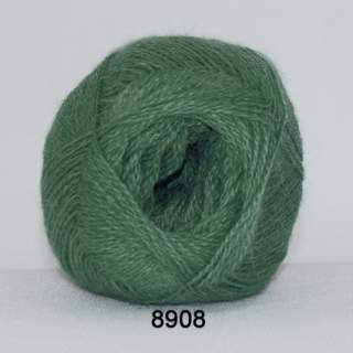 Alpaca 400 8908 kall grön