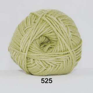 Merino Cotton 0525 light green