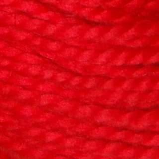 Ljusvekegarn 77004 röd
