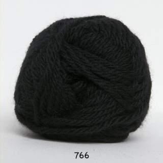 Ragg strømpegarn 0766 svart