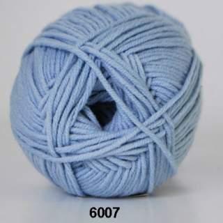 Roma 6007 ljus jeansblå