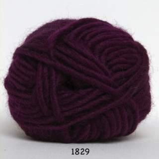 Natur uld 1829 plommon